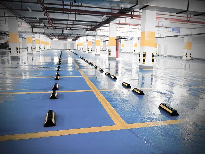 Automotive & Parking Flooring