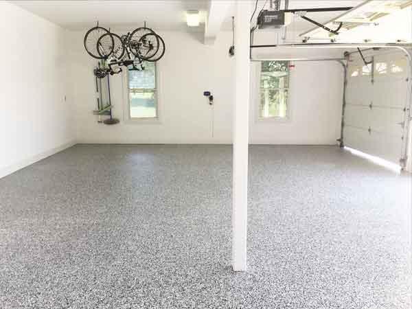 Garage Epoxy Floors