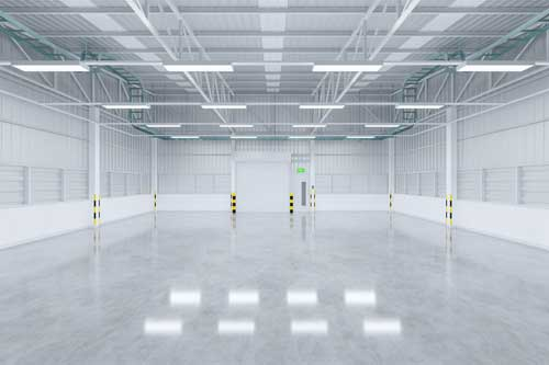 Commercial Epoxy Floors for Manufacturing & Warehouses